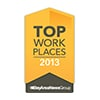 Bay Area News Group Top Workplaces 2013