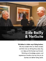 Eide Bailly Brochure