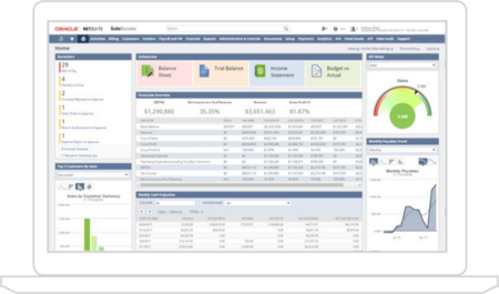 Financial Reporting Software Solution | Netsuite