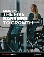 crushing five barriers to growth