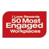 I Love Rewards 50 Most Engaged Workplaces Award 2011
