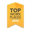 Bay Area News Group Top Workplaces 2012